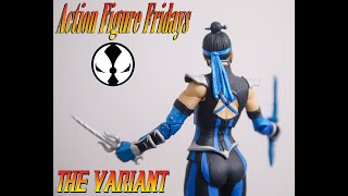 Action Figure Fridays Season 5 Episode 2 - MORTALLLL KOMBATT!!!!