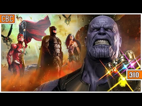 CBC - Avengers Infinity War Trailer Insanity, DCEU Future Films, Spider-Man Box Office Drop & More
