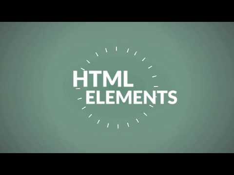 Basic HTML Elements | HTML Tutorial for Beginners thumbnail