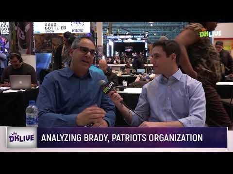 Why Michael Silver is 'psyched' for Patriots vs. Eagles