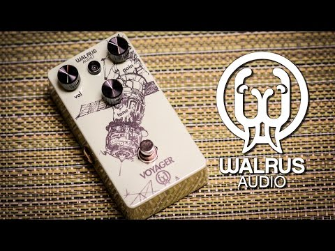 Walrus Audio VOYAGER (OD) - Review