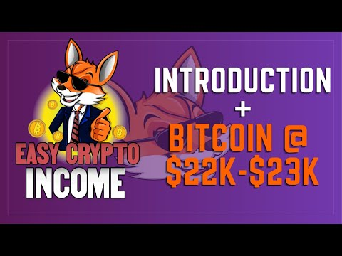 Earn Crypto With Spy | Ep. 1 | INTRODUCTION + BTC $22k+ (ATH)