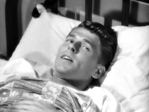 Reagan as George Gipp.mp4