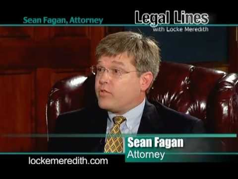 Attorney Sean Fagan discusses Medical Malpractice on Legal Lines with Locke Meredith