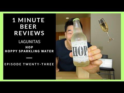 1 Minute Beer Reviews | Lagunitas - Hop | Episode 23 - YouTube
