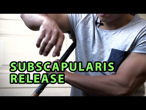 3 Most Gruelling Rotator Cuff Releases   |   Subscapularis