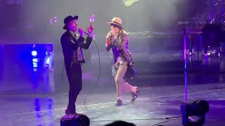 Beck & Matt Shultz of Cage The Elephant Where its At & Night Running -Shoreline Amphitheatre 7-16-19