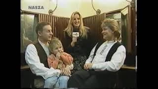 Akcent  - wywiad (Sala kongresowa 1998)