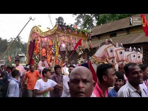Hare Krishna Movement, Guwahati (Sri Jagannath Rath Yatra - 2017)