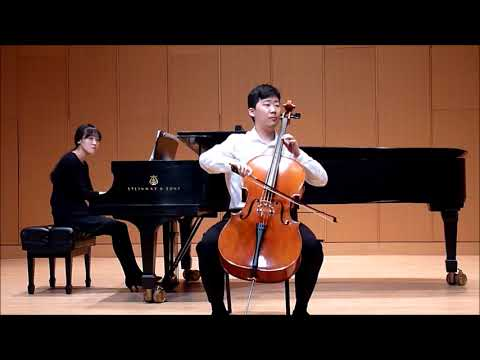 College Application Music Portfolio - Andrew Baek