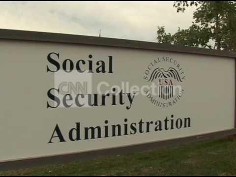 SOCIAL SECURITY ADMIN