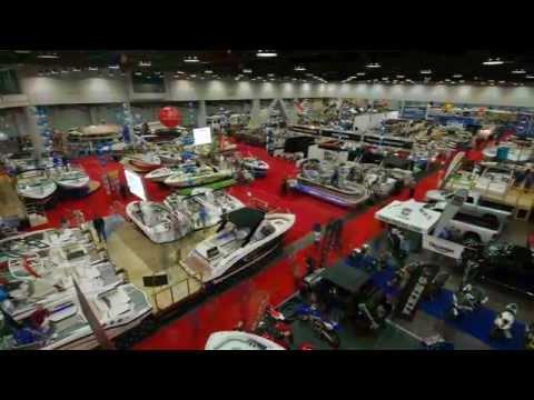 2015 Cincinnati Travel Sports Boat Show