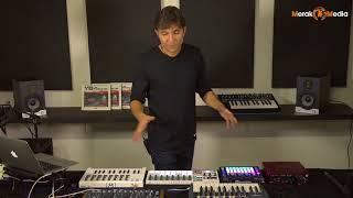 24. Tutoría Online - Cómo hacer un track (III): Grabación de voces con David Amo