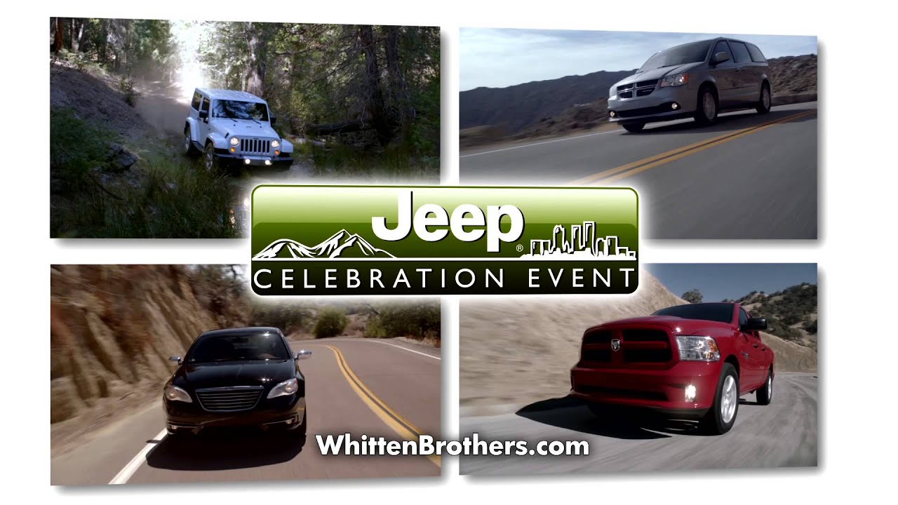 Whitten Brothers Jeep >> Whitten Brothers Jeep Sell Off Youtube