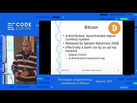 Blockchain.currentState() (...) - lecture by Ahmad Gohar - Code Europe Autumn 2017
