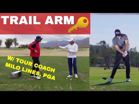 New Mechanics of the trail arm W/ Milo Lines, PGA