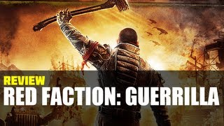 Red Faction: Guerrilla - Review