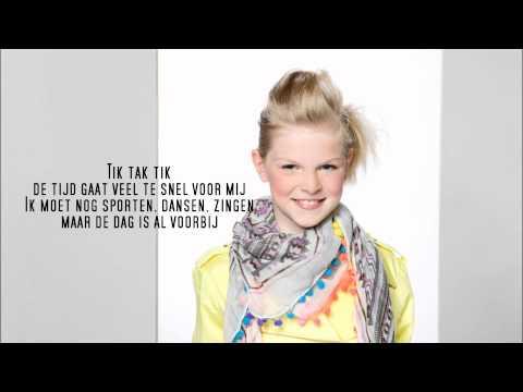 Femke - Tik Tak Tik (Karaoke)