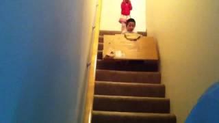Elijah stair boarding