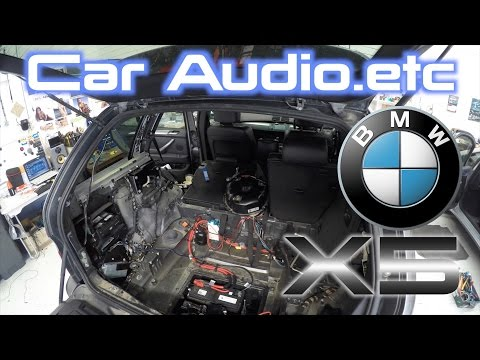 Bmw X5 Stereo Amp Replacement Big Job Part 1 5 Youtube