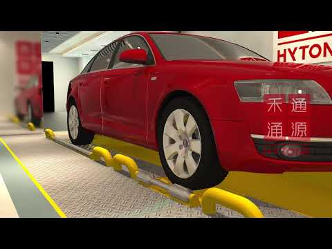 Hytone Parking   INTELLIGENCE MOVEMENT TYPE Robot+PPY
