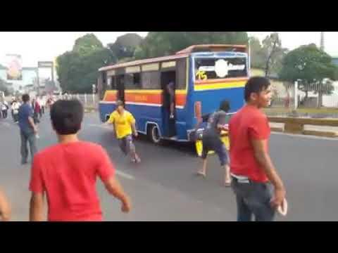 HEBOH!!! TAWURAN PELAJAR Vs WARGA DI JAKARTA