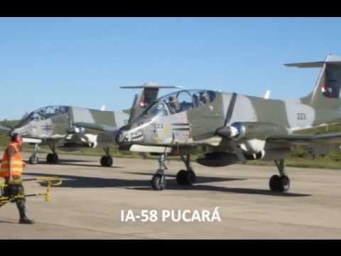 Uruguayan Air Force - Flying fighter aircraft - Brigade II - Durazno AFB