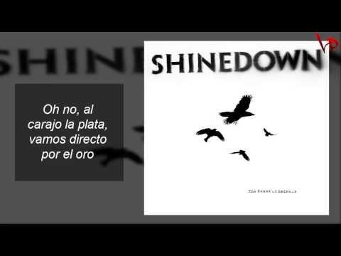 Cyanide Sweet Tooth Suicide - Shinedown  (Subtitulada al español)