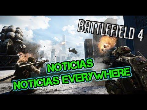 BF 4: Armas/Cal .50/Climas/Calcos/Modos de juego/Mapas - (BF 3 Gameplay/Comentario)