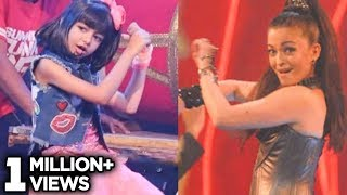 Baixar Aaradhya Bachchan Dances Like Mother Aishwarya Rai On Stage!!