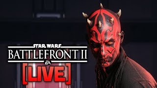 ⚡BATTLEFRONT 2 LIVE - September is here, squad system later this month!