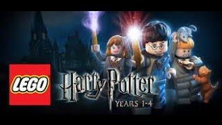 Lego Harry Potter Years 1-4 Walkthrough [X360] [100%] Part 6: Hogwarts IV (Story)  [Year 1]