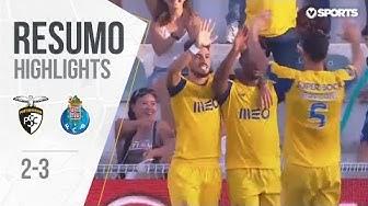 Highlights   Resumo: Portimonense 2-3 FC Porto (Liga 19/20 #5)