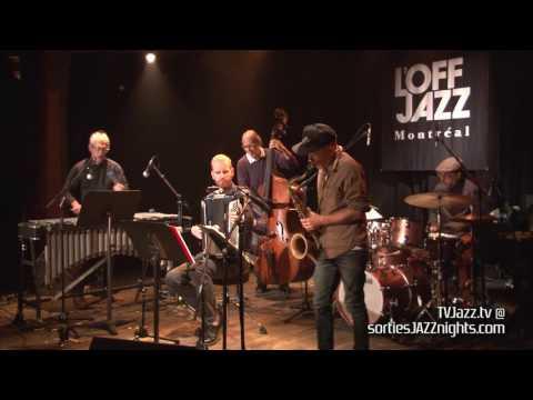 The Claudia Quintet John Hollenbeck - Sept 9th - TVJazz.tv
