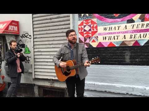 Colin Meloy of the Decemberists - Engine Driver