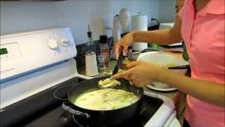 Receta: Ravioli con pesto (rapido facil y muy economico)