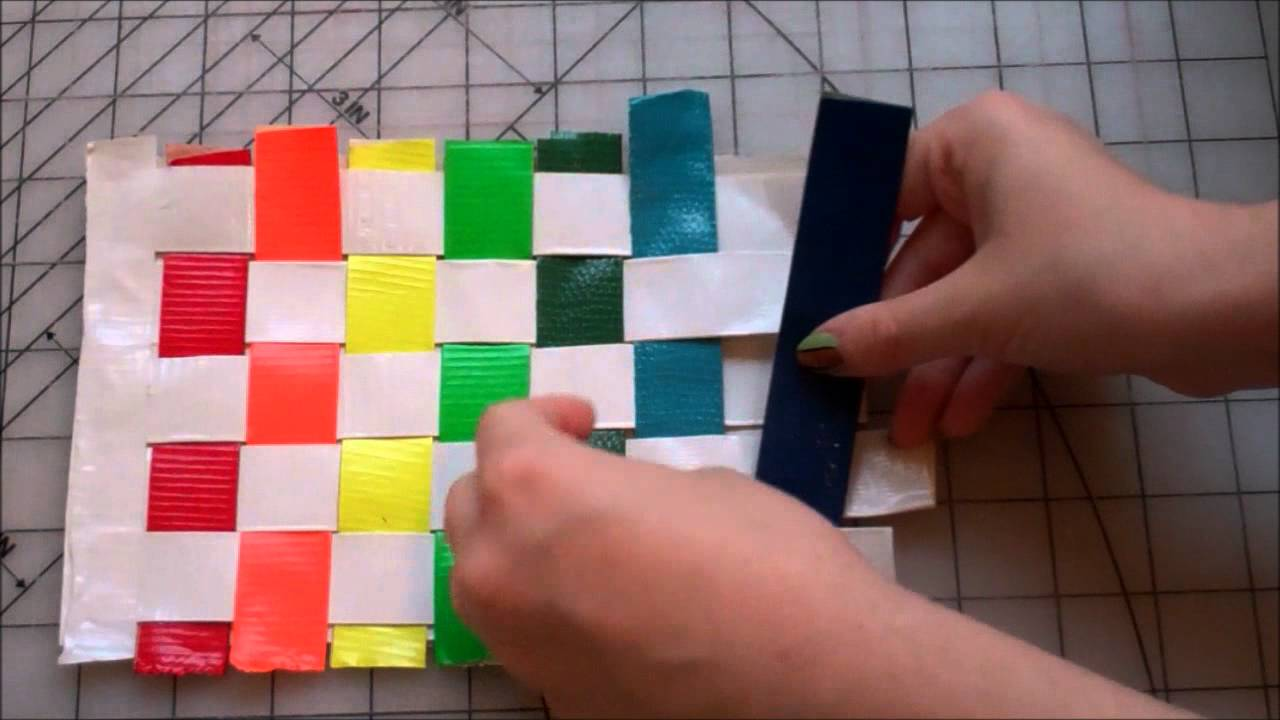 How to Make a Duct Tape Pencil Pouch How to Make a Duct Tape Pencil Pouch new foto
