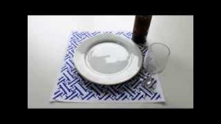 Diy Personalized Tablecloth  With Pattern Decor Wall Stencil Airbrush