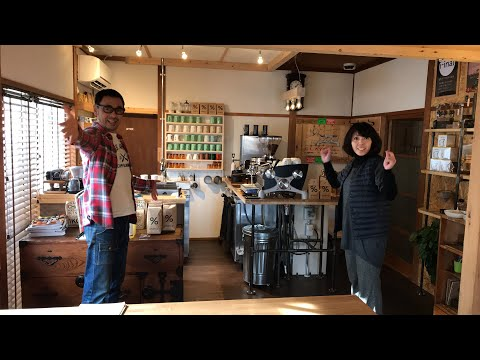 Japanese Pancake and Espresso Cafe in Fukushima