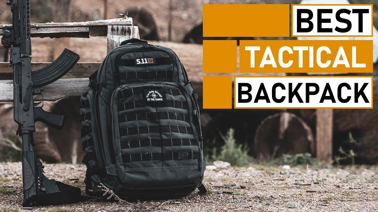 New Tactical & Survival Backpack You Should Have