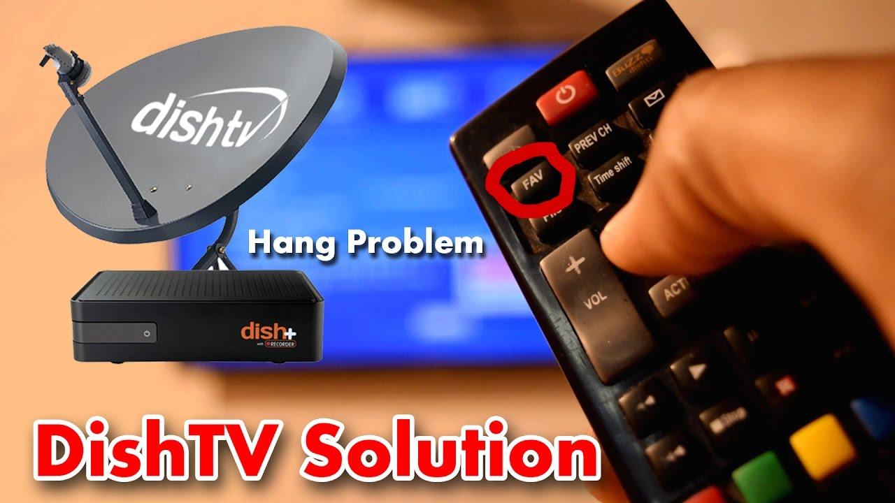Dishtv Set Top Box Setup | Hang Solution