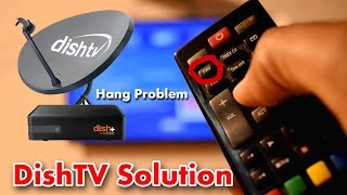 Dishtv Set Top Box Setup | Hang Solution