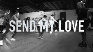 Send My Love - Rhapsody James Choreography