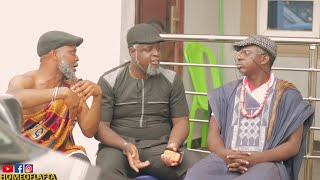 AFRICAN PARENTS {THE ELDERS MEETING} | Homeoflafta Comedy