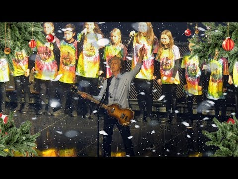 Paul McCartney - Wonderful Christmastime [Live at O2 Arena, London - 16-12-2018]