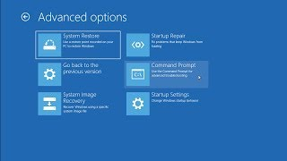 Automatic Repair Loop Fix - Windows 10
