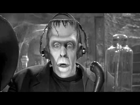 12 Life Lessons from Herman Munster | The Munsters | COZI Dozen