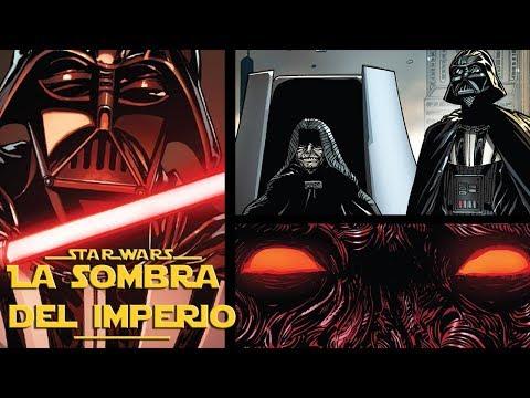 La Jamás Vista Lección Oscura De Palpatine A Darth Vader – Star Wars Canon Actual -