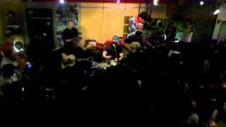 Rebel Yell  Billy Idol performed by the Ducati All Stars @ Moto Italiano in Santa Cruz 2010