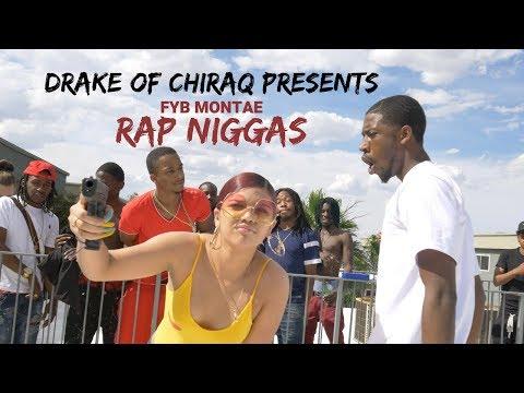 FYB Montae - [Rico Recklezz Diss] Rap Niggas | Shot By @Drakeofchiraq